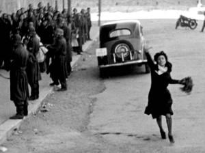 Longa 'Roma Cidade Aberta', de Rosselini, retrata a resistência ao nazismo durante a segunda Grande Guerra. (Foto: Divulgação)